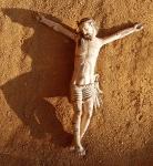 Holzkruzifix